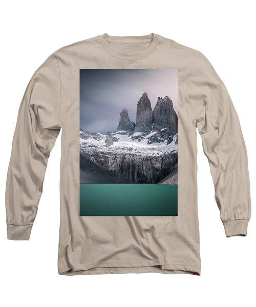 Three Giants Long Sleeve T-Shirt