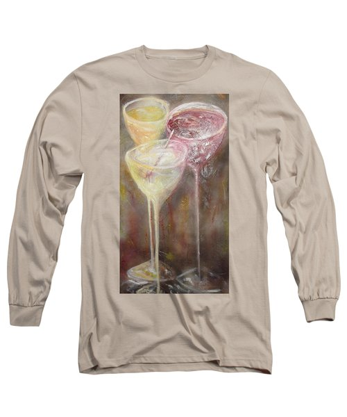 Three Night Out Long Sleeve T-Shirt