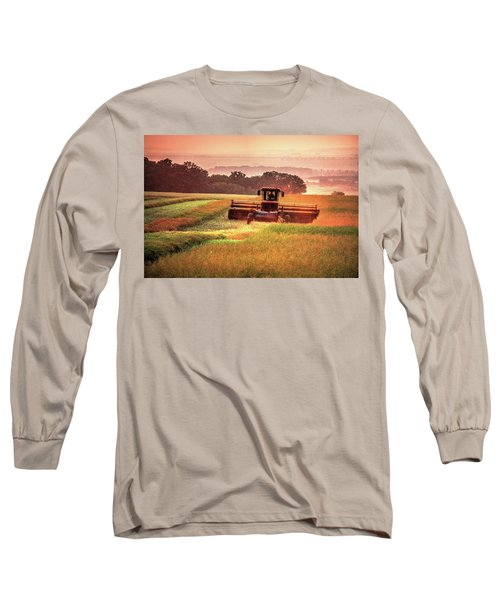 Swathing On The Hill Long Sleeve T-Shirt