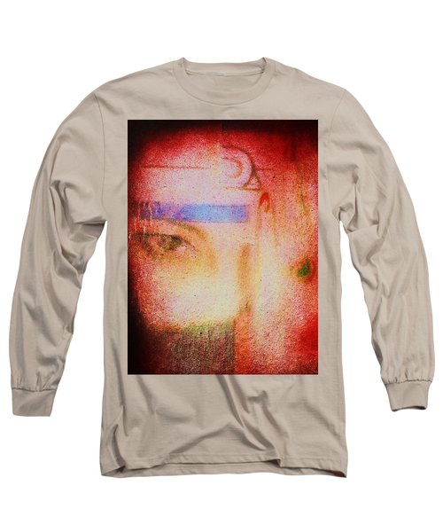 Through A Glass Darkly Long Sleeve T-Shirt