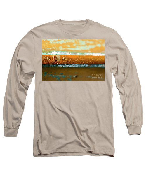 Long Sleeve T-Shirt featuring the photograph Through The Centre by Wendy Wilton