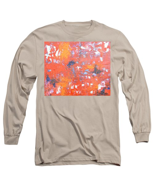 Through The Gaps Long Sleeve T-Shirt