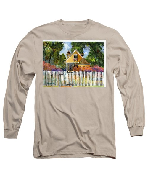 Through The Pickets Long Sleeve T-Shirt