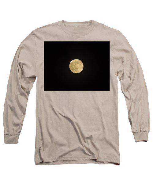 Thunder Moon Long Sleeve T-Shirt