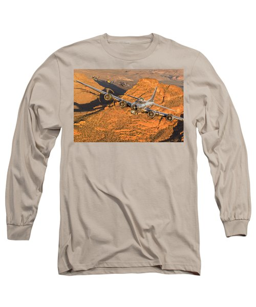 Thunder On The Mountain Long Sleeve T-Shirt