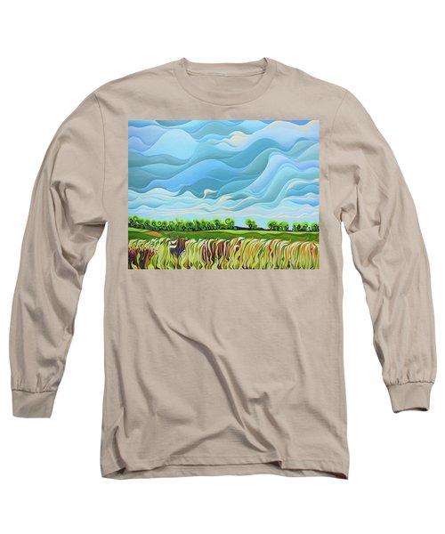 Thunder Sky Long Sleeve T-Shirt