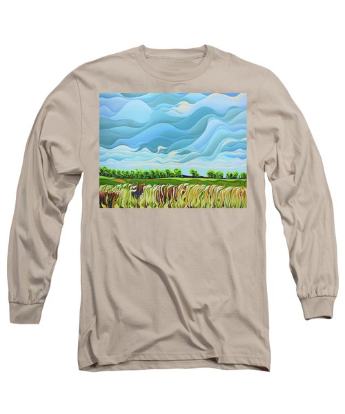 Thunder Sky Long Sleeve T-Shirt