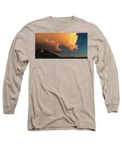 Thunderhead In Sedona Long Sleeve T-Shirt