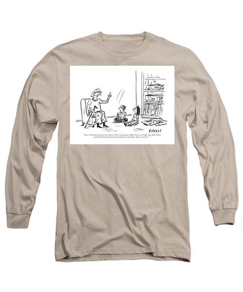 Thus The Yardbirds Begat Cream Long Sleeve T-Shirt