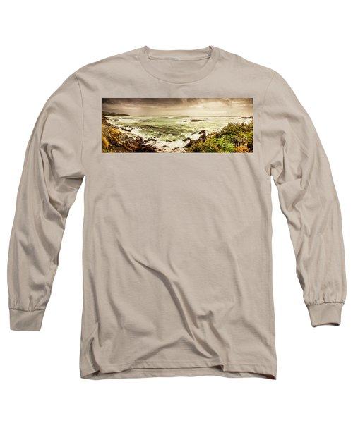 Tidal Vastness Long Sleeve T-Shirt