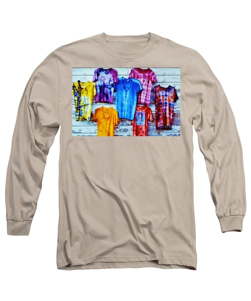 Grateful Dead Tie Dye Long Sleeve T-Shirt