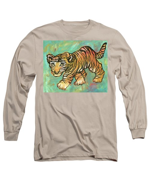 Tiger Trance Long Sleeve T-Shirt