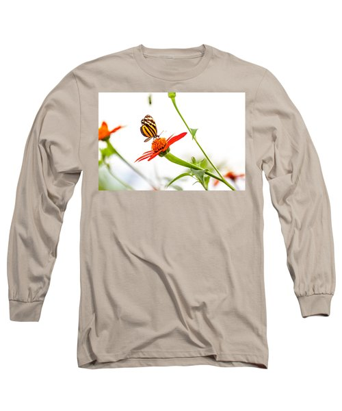 tigerwing at plus 1EV Long Sleeve T-Shirt