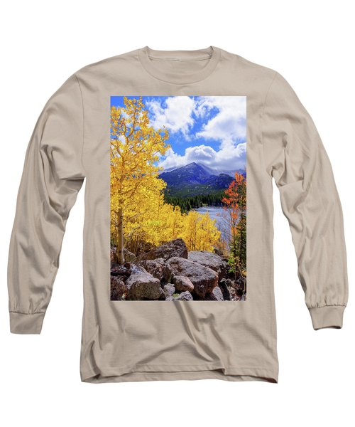 Long Sleeve T-Shirt featuring the photograph Time by Chad Dutson