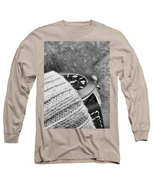 Time Machine Long Sleeve T-Shirt