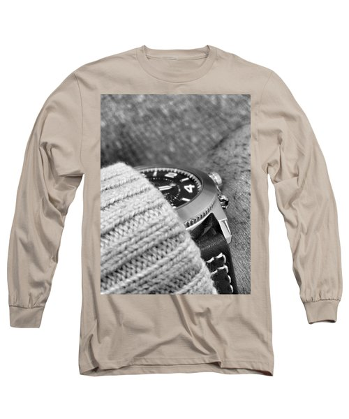 Long Sleeve T-Shirt featuring the photograph Time Machine by Robert Knight