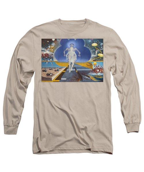 Time Runner Long Sleeve T-Shirt