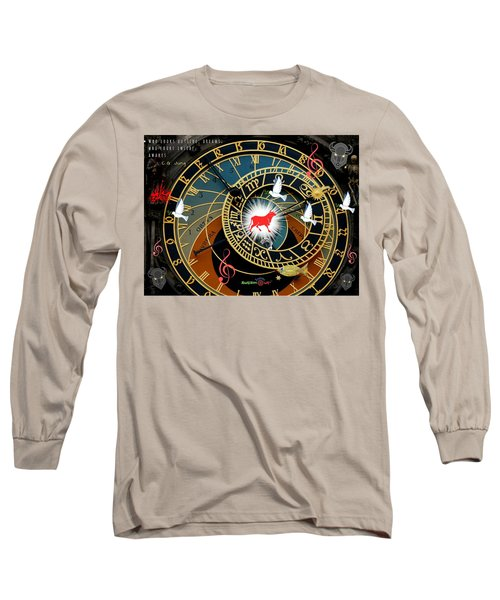 Time Stops Long Sleeve T-Shirt