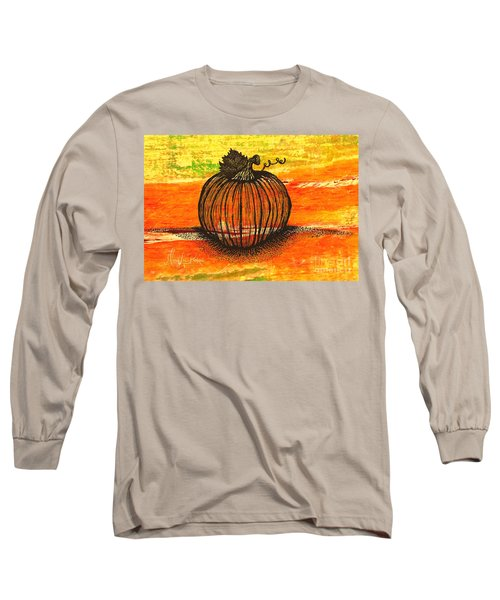 Time To Get Pumkin Long Sleeve T-Shirt