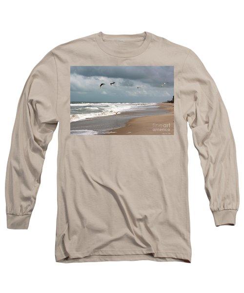 Timeless Long Sleeve T-Shirt by Megan Dirsa-DuBois