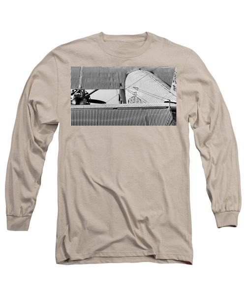 Tin Drag Long Sleeve T-Shirt