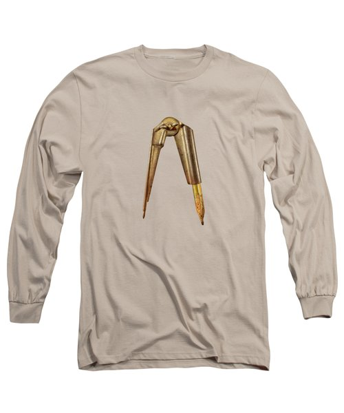 Tin Shop Compass Long Sleeve T-Shirt