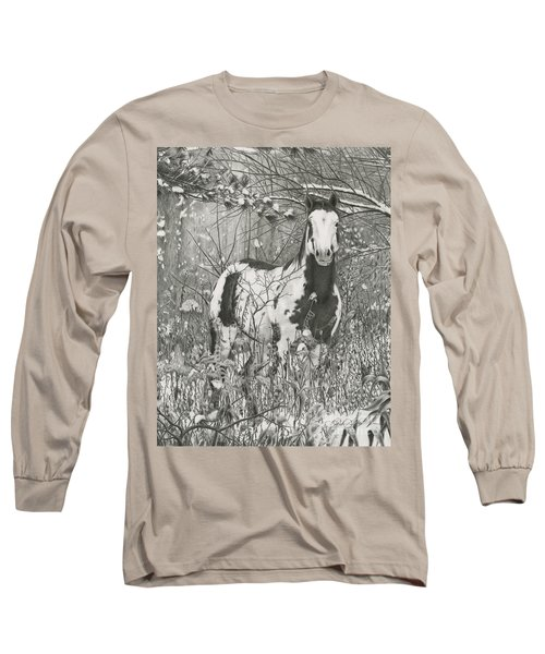 Tinman Long Sleeve T-Shirt