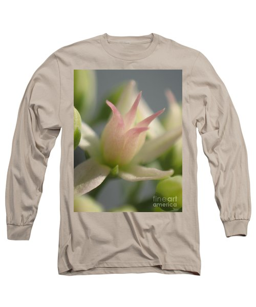 Tiny Crown Long Sleeve T-Shirt by Christina Verdgeline