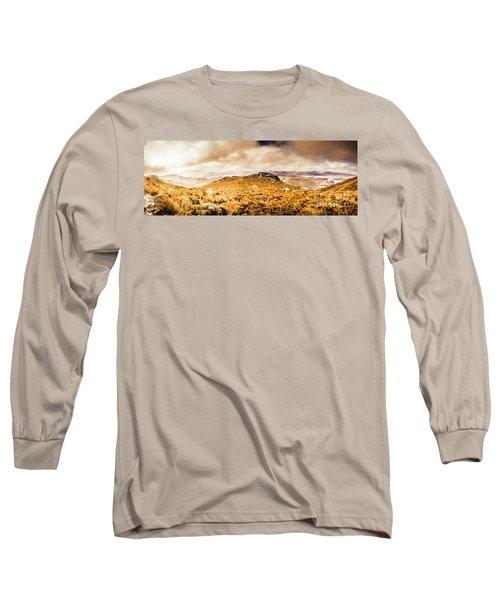 Tip Top Australia Long Sleeve T-Shirt