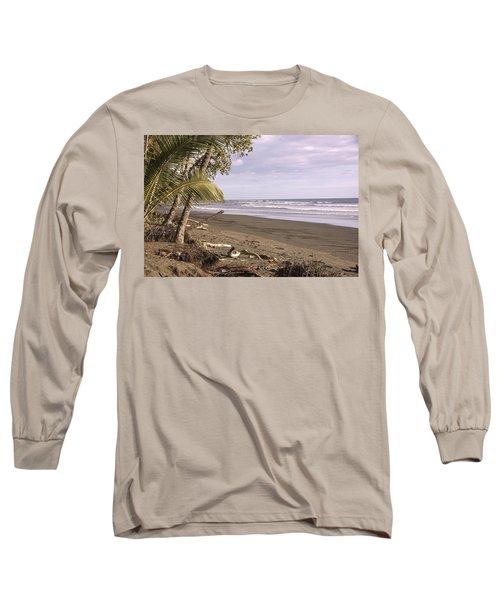 Tiskita Pacific Ocean Beach Long Sleeve T-Shirt