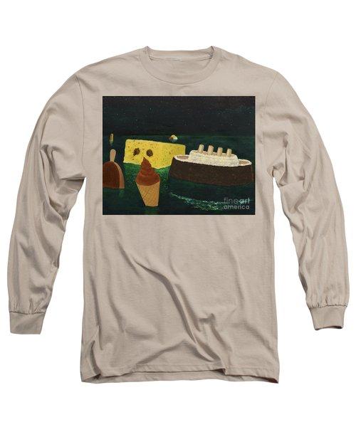 Titanic's Birthday Long Sleeve T-Shirt