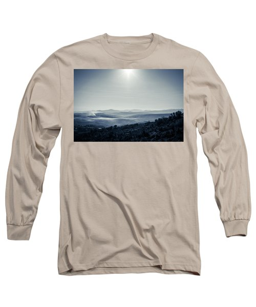 To A Peaceful Valley Long Sleeve T-Shirt