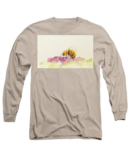 To Bee Or Not To Be Miniature Long Sleeve T-Shirt