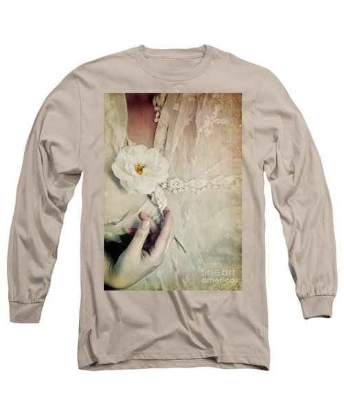To Hold A Rose So Sweet Long Sleeve T-Shirt