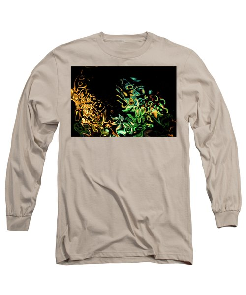 To Many Eyes Long Sleeve T-Shirt