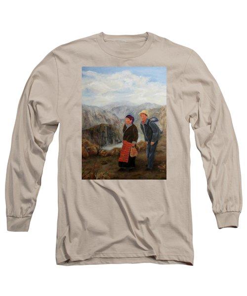 To Market Long Sleeve T-Shirt
