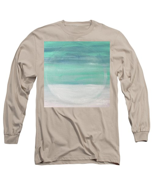 To The Moon Long Sleeve T-Shirt by Kim Nelson