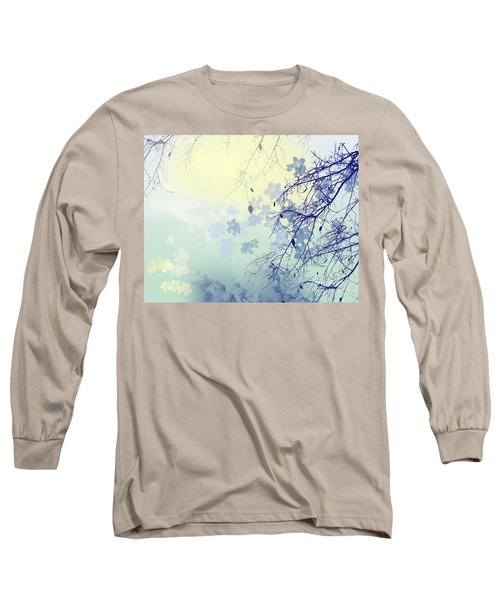 To The Waiting One Long Sleeve T-Shirt by Trilby Cole