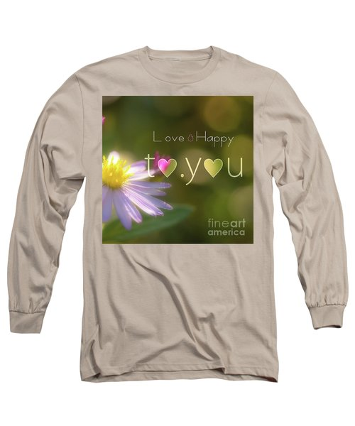 To You #003 Long Sleeve T-Shirt