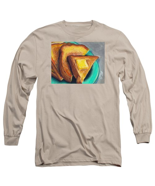 Toast Of The Town Long Sleeve T-Shirt