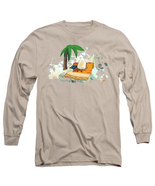 Toasted Illustrated Long Sleeve T-Shirt