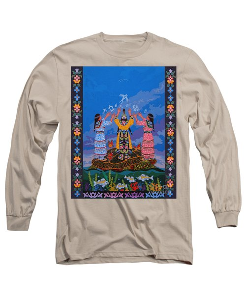 Together We Over Come Obstacles Long Sleeve T-Shirt
