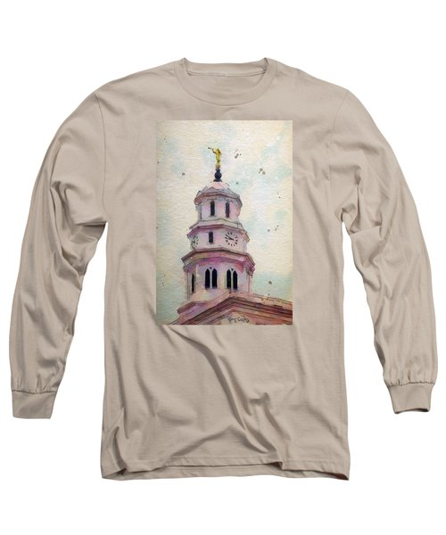 Tollel Maja Long Sleeve T-Shirt by Greg Collins