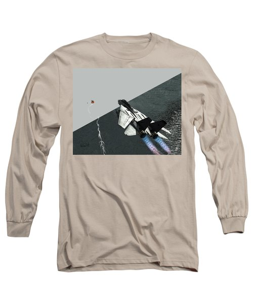 Tomcat Kill Long Sleeve T-Shirt