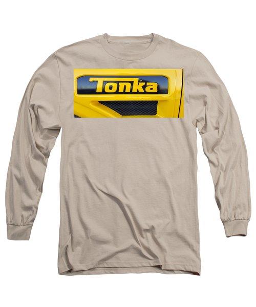 Tonka Truck Logo Long Sleeve T-Shirt