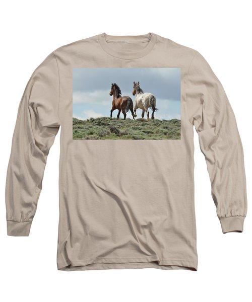 Too Beautiful Long Sleeve T-Shirt