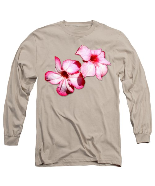 Too Pink Long Sleeve T-Shirt by Bob Slitzan