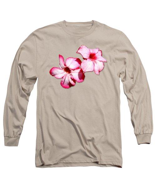 Too Pink Long Sleeve T-Shirt