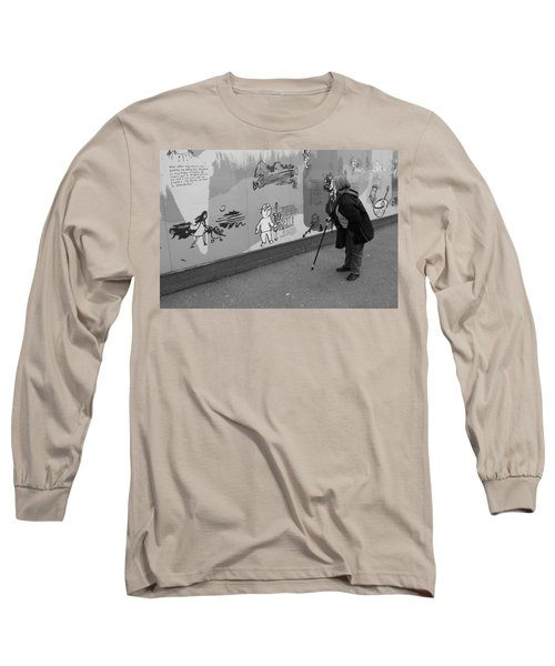 Too Small Long Sleeve T-Shirt