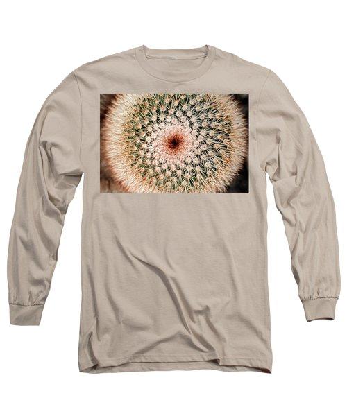 Top Of Cactus Long Sleeve T-Shirt